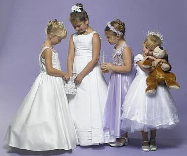 03a00fe57e Koszorúslány ruha, gyerek koszorúslány ruha, koszorúslány gyermekruha,  elsőáldozó kislány ruha